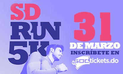 Santo Domingo Run 5K 2019