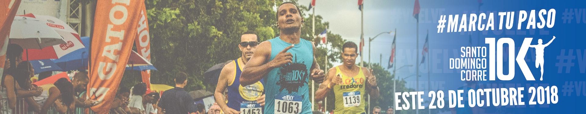 Santo Domingo Corre 10K 2018 - SDC10K 2018